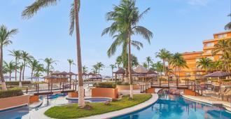 韦拉克鲁斯美洲嘉年华大酒店 - 韦拉克鲁斯 - 游泳池