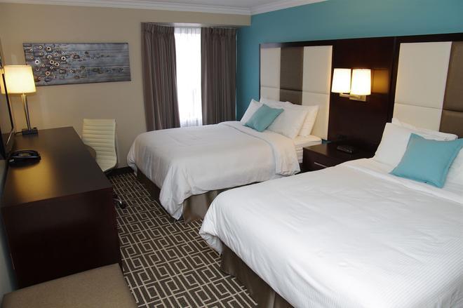旅游者酒店 - 汉密尔顿 - 睡房