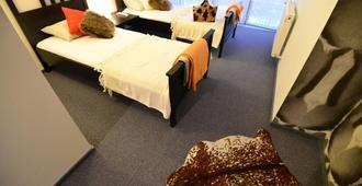 比斯库特酒店 - 克卢日-纳波卡 - 睡房
