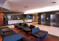 最佳西方亚特兰蒂斯酒店 - 墨尔本 - 大厅