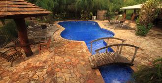 卡巴纳斯酒店 - 博尼图 - 游泳池