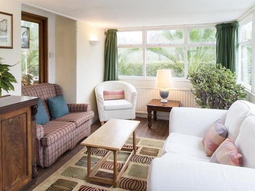 Broadmead Hotel - 法尔茅斯 - 客厅