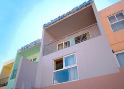 德尔切洛阳台酒店 - 瓜纳华托 - 建筑