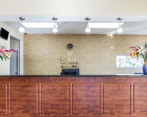 优质套房酒店 - 卡特斯维尔 - 柜台