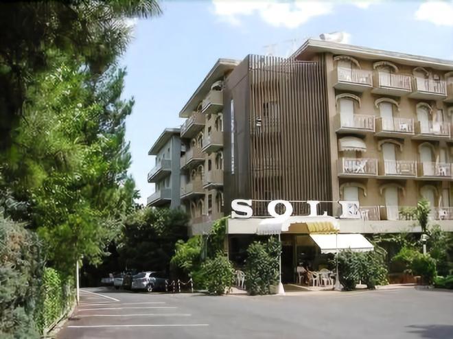 索莱酒店 - 基安奇安诺泰尔梅 - 建筑