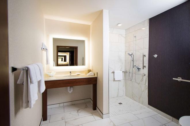 最佳西方顶级公园酒店 - 麦迪逊 - 浴室