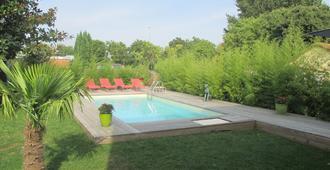 画廊旅馆 - 图卢兹 - 游泳池