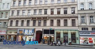 金马达拉膳宿酒店 - 维也纳 - 建筑
