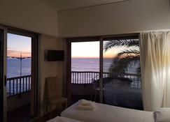海豚酒店 - 芒通 - 阳台