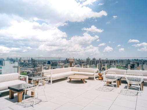 纽约鲍威利50酒店 - 纽约 - 酒吧