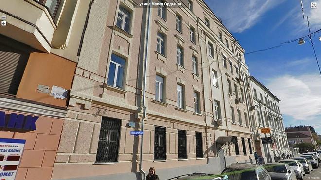 莫斯科首都旅馆 - 莫斯科 - 建筑