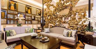 巴厘沙努尔奥里利亚宅邸酒店 - 偏好选择 - 登巴萨 - 客厅