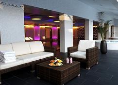 蒙克耶格酒店 - 瓦埃勒 - 露台
