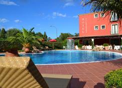 萨克图奈拉酒店 - 托尔托利 - 游泳池