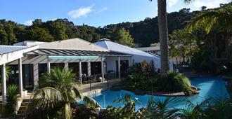 派希亚太平洋度假酒店 - 派西亚 - 游泳池