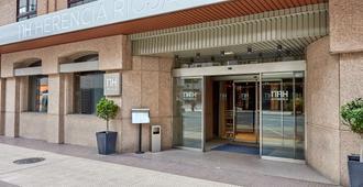 新罕布什尔州里奥哈酒店 - 洛格罗尼奥 - 建筑