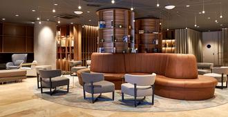 新罕布什尔州里奥哈酒店 - 洛格罗尼奥 - 休息厅