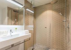 丽笙蓝光酒店-斯堪的纳维亚 - 哥德堡 - 浴室