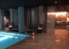 丽笙蓝光酒店-斯堪的纳维亚 - 哥德堡 - 游泳池