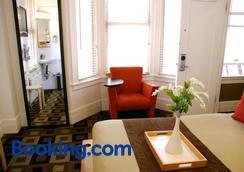 莫斯尔酒店 - 旧金山 - 睡房