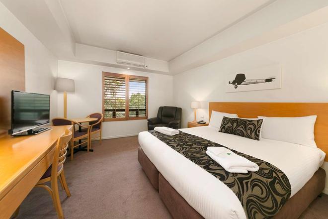 金斯福德史密斯汽车旅馆 - 布里斯班 - 睡房