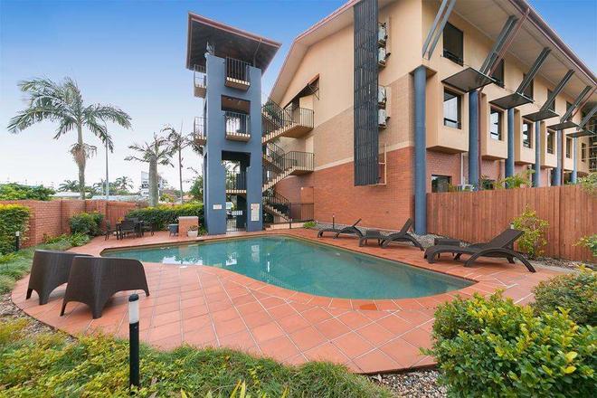 金斯福德史密斯汽车旅馆 - 布里斯班 - 游泳池