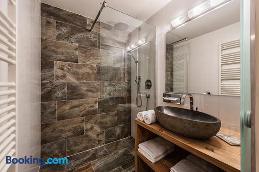 纳特尔昂吉尔艾姆酒店 - 仅供成人入住 - 皮茨河谷圣莱昂哈德 - 浴室