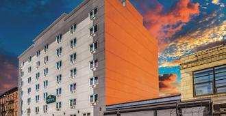 布鲁克林中心拉金塔旅馆及套房 - 布鲁克林 - 建筑