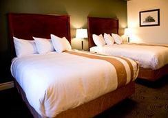 新星黄头堡酒店 - Edmonton - 睡房