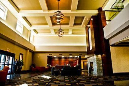 新星黄头堡酒店 - Edmonton - 大厅