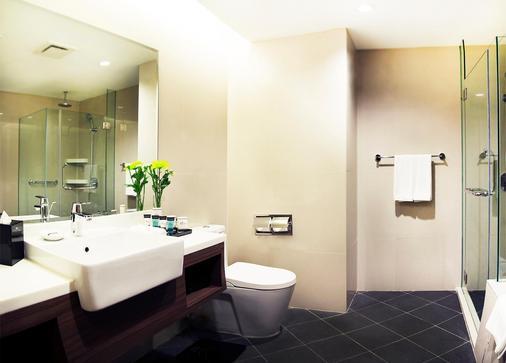 游牧苏卡萨全套房酒店 - 吉隆坡 - 浴室