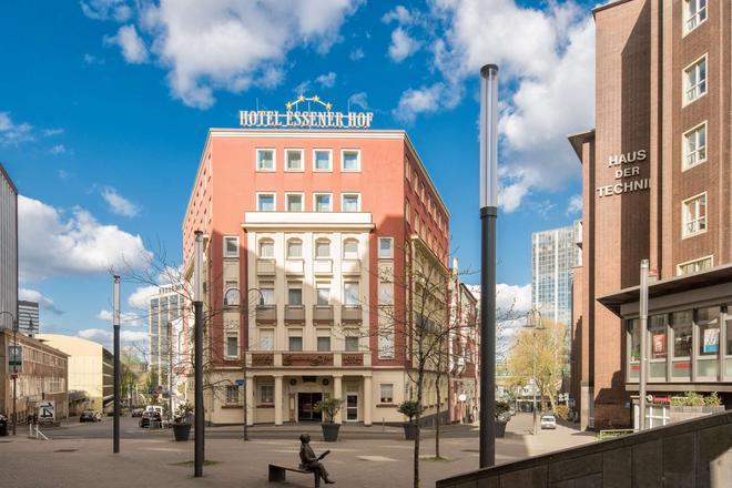 埃瑟尼尔霍夫顶级城市线酒店 - 埃森 - 建筑