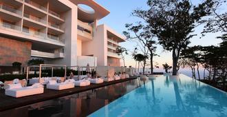 阿卡普尔科恩坎托酒店 - 阿卡普尔科 - 游泳池