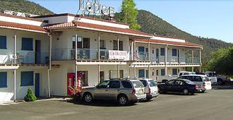 诺布山小屋酒店 - 鲁伊多索 - 建筑