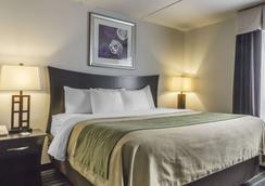 穆斯乔康福特茵酒店及套房 - 穆斯乔 - 睡房
