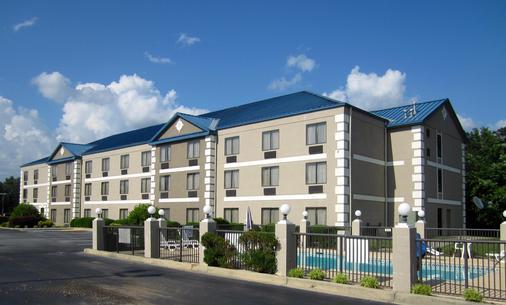 贝斯特韦斯特行政套房酒店 - 哥伦比亚 - 建筑