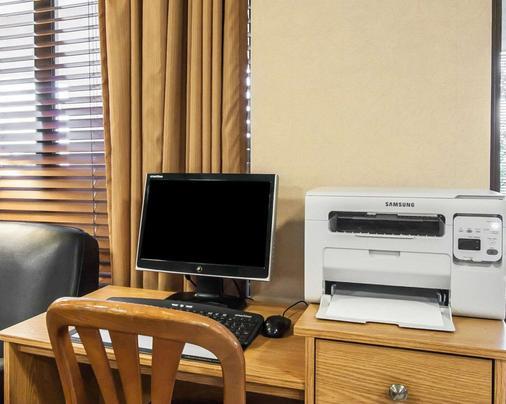 北斯普林菲尔德品质套房酒店 - 斯普林菲尔德 - 商务中心