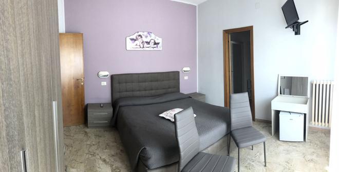 基安奇安诺泰尔梅花园酒店 - 基安奇安诺泰尔梅 - 睡房