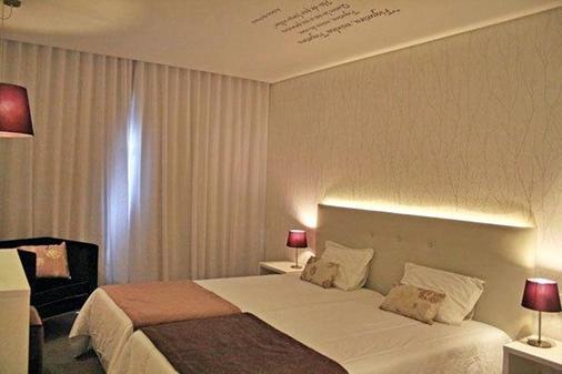 科斯塔德普拉塔酒店 - 菲盖拉-达福什 - 睡房