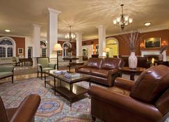 吉迪恩帕特南Spa度假酒店 - 萨拉托加斯普林斯 - 休息厅