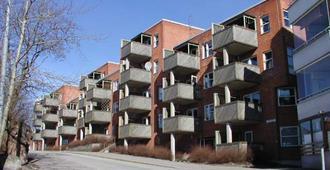 赫尔辛基玛斯特拉汀街 7 号 2 居公寓酒店 - 赫尔辛基 - 建筑