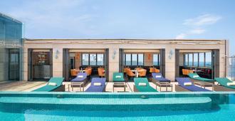 马尔代夫马累仁民酒店 - 马列 - 游泳池