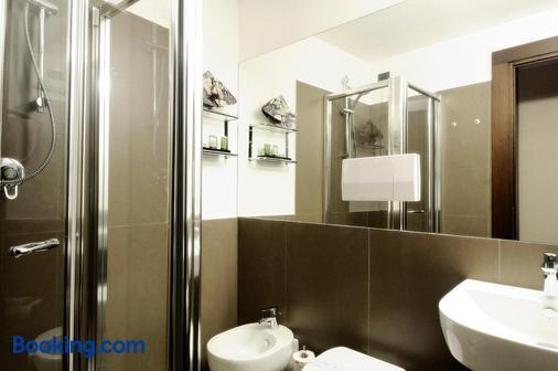 帕拉索皮克洛蜜妮酒店 - 奥维多 - 浴室