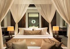 巴厘岛白玫瑰别墅酒店 - 库塔 - 睡房