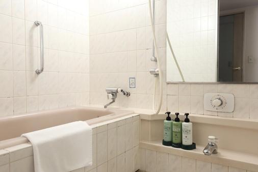 心斋桥狮子石酒店 - 大阪 - 浴室