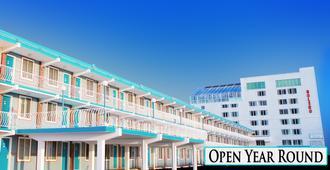 波莱洛度假酒店 - 怀尔德伍德 - 建筑