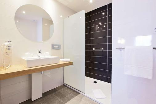 吉利亚德酒店-勒芒东 - 勒芒 - 浴室