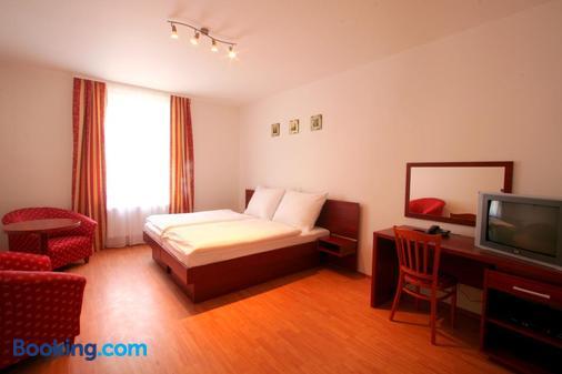 苏萨公寓式酒店 - 布拉格 - 睡房