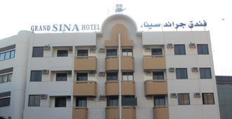 新浪大酒店 - 迪拜 - 建筑