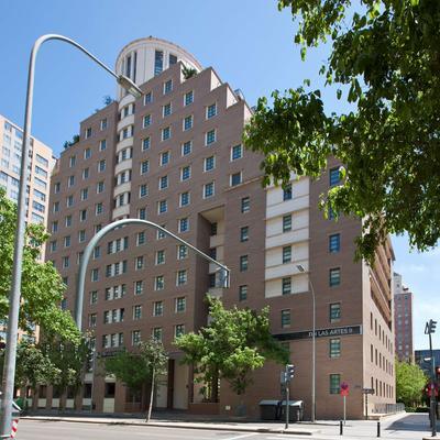 新罕布什尔州拉斯阿特斯酒店 - 巴伦西亚 - 建筑